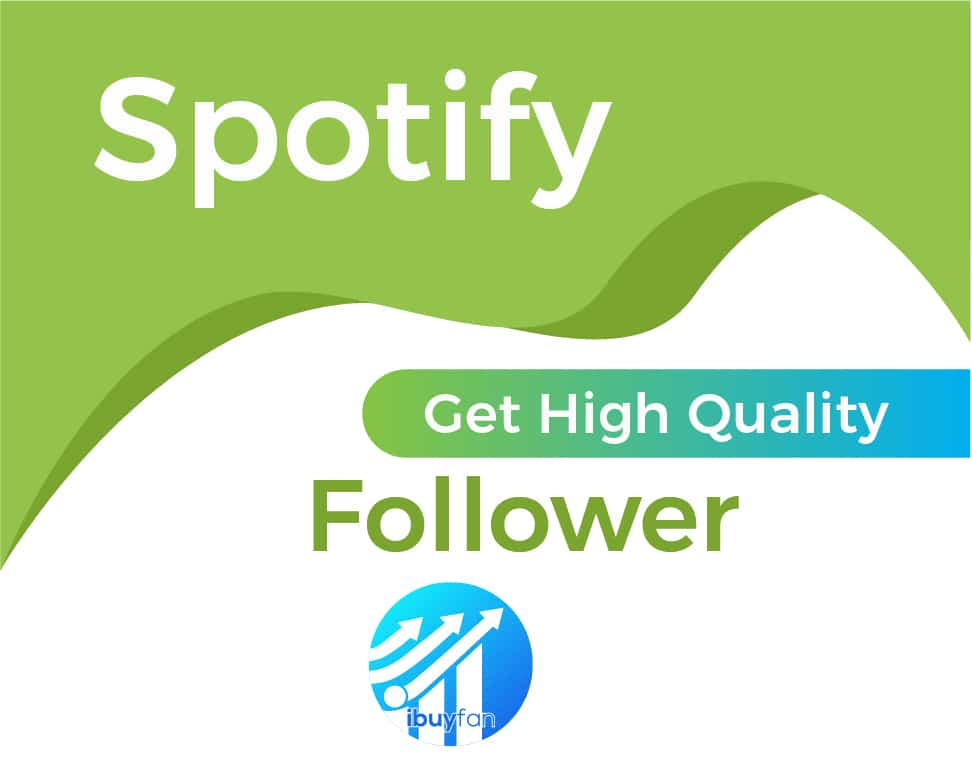 100 Spotify Followers​