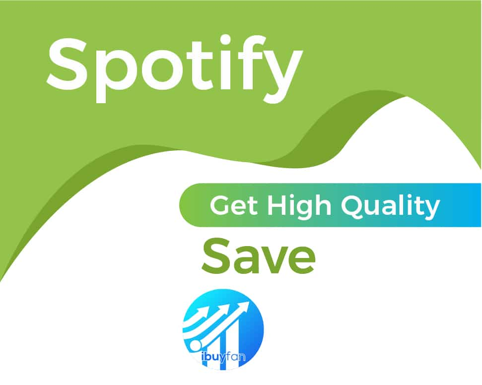 100 Spotify Saves​​